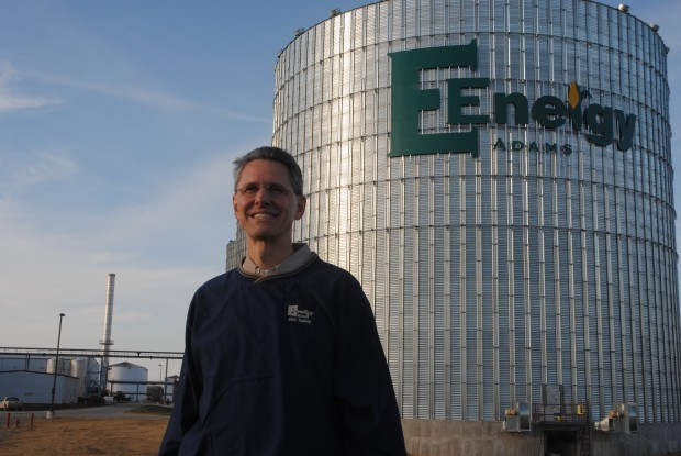 Ethanol Production Continues for E Energy Main Photo