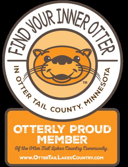 otter badge