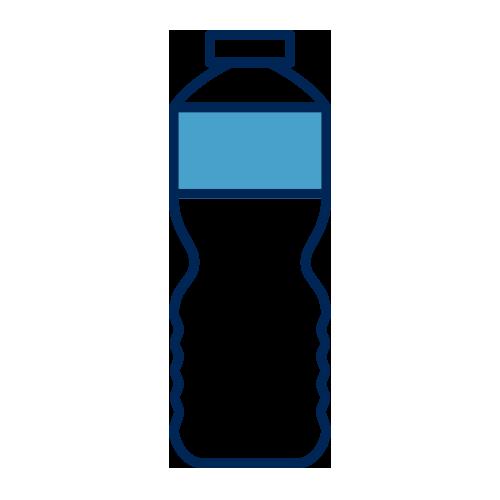 plastic bottle icon