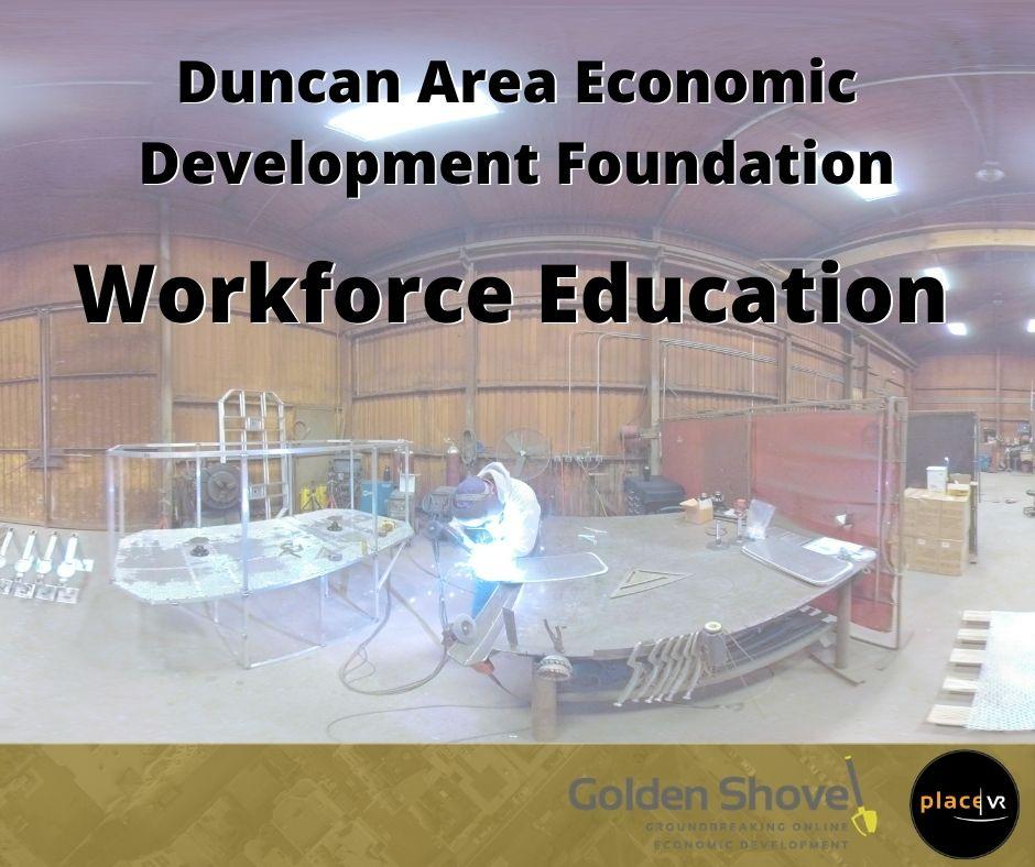 Duncan Area Economic Development Foundation Uses PlaceVR Technology to Spotlight Workforce Education Main Photo