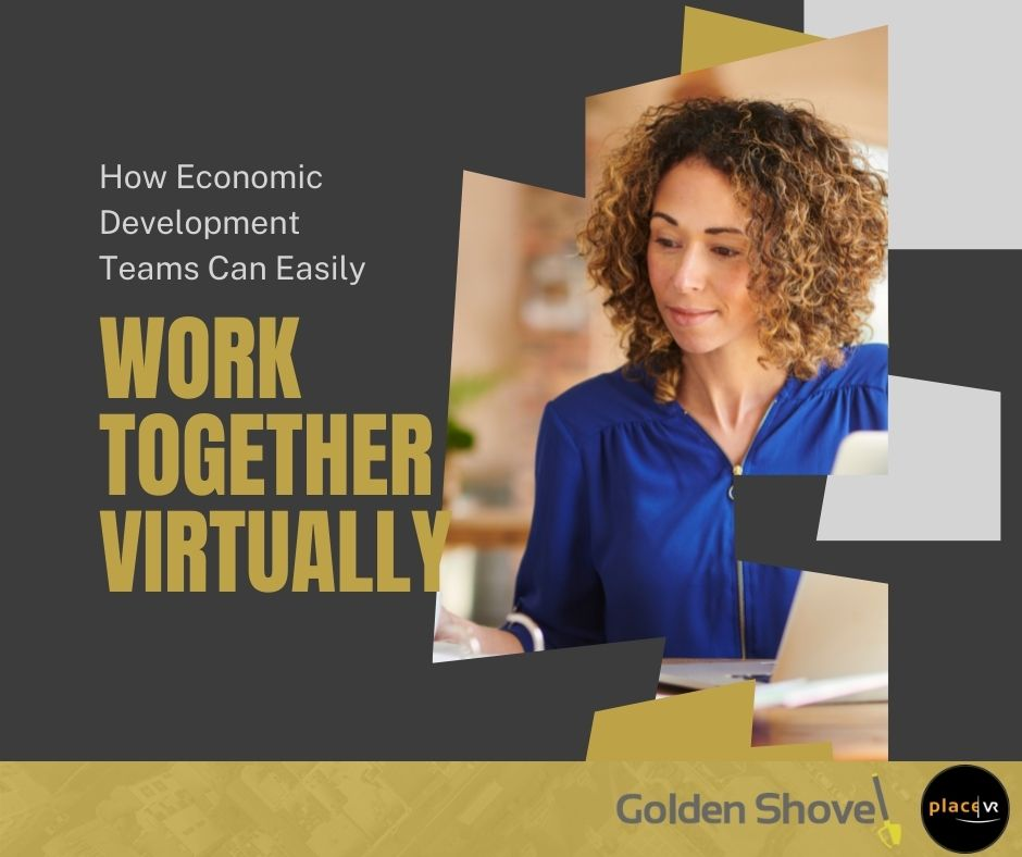 Click the How Economic Development Teams Can Easily Work Together Virtually Slide Photo to Open