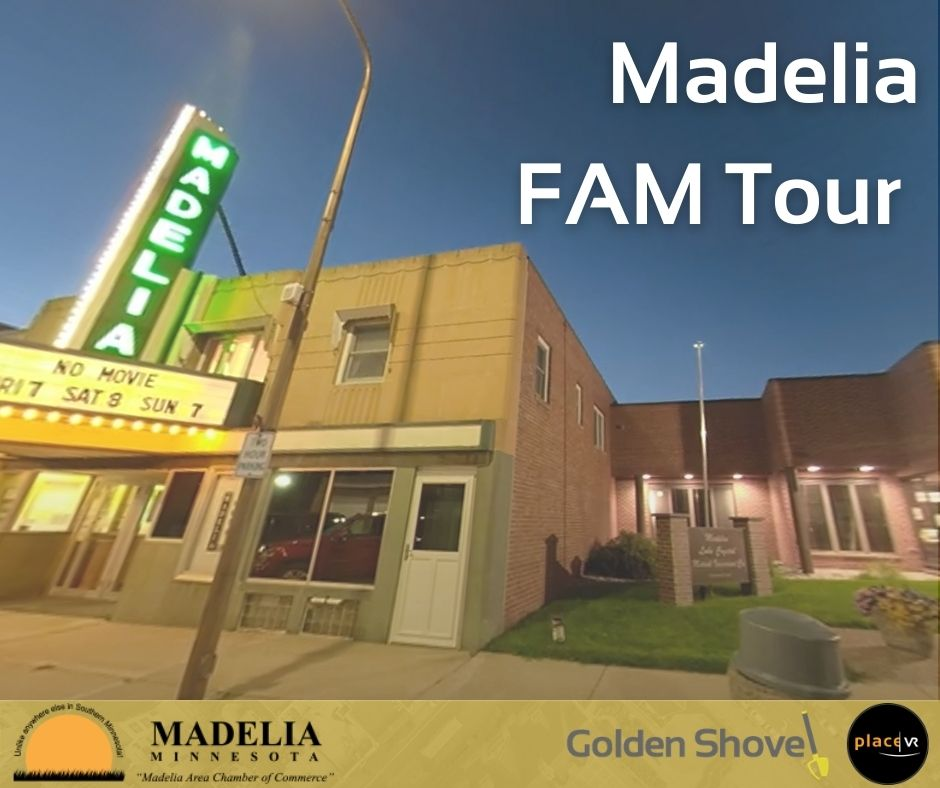 Click the Madelia Area Redevelopment Corporation Uses Virtual Reality to Attract Businesses and Professionals to their Southern Minnesota Community Slide Photo to Open