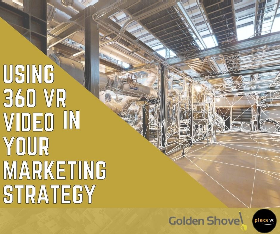 Click the Using 360-Degree VR Video In Your Marketing Strategy Slide Photo to Open