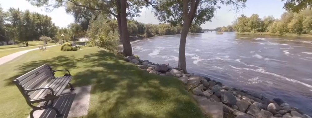 """Thumbnail Image For Little Falls, MN. """"Welcome Home"""" (Full) - Click Here To See"""