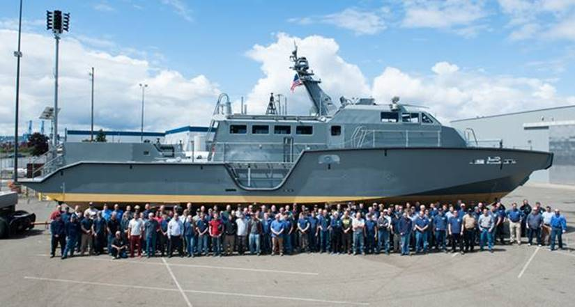 Economic boom from SAFE Boats new naval contract will be heard around the region Main Photo