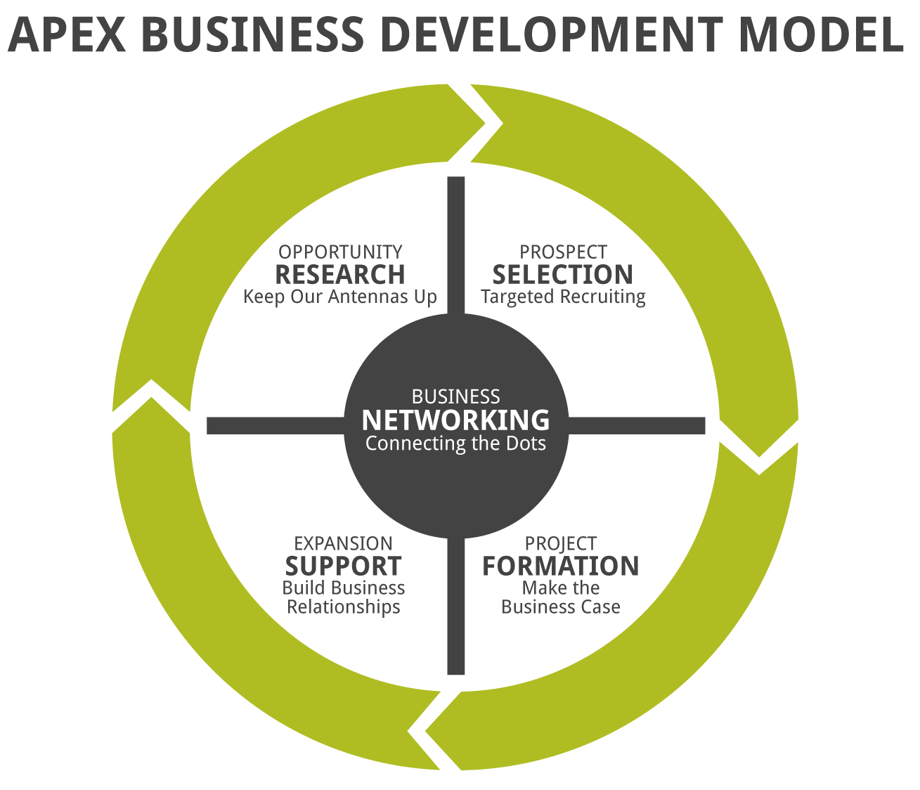 business development model