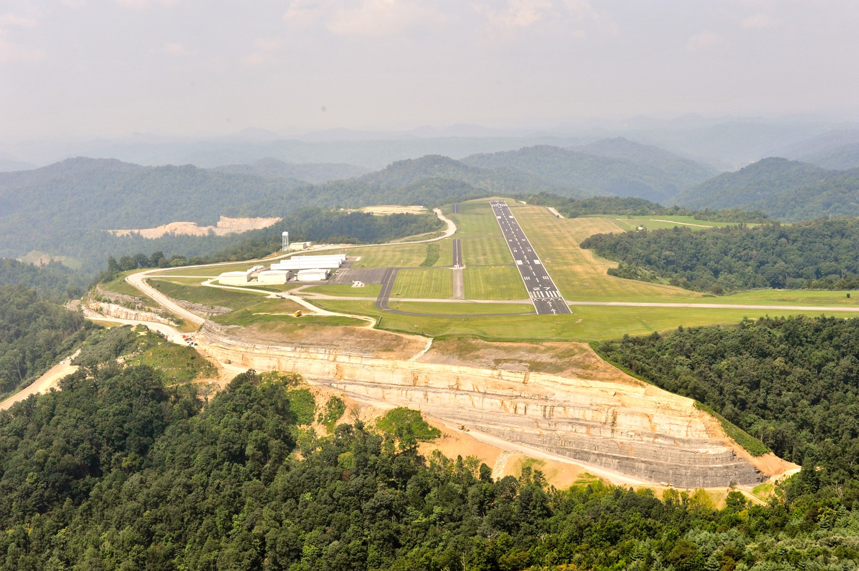 Main Photo For Pike County (Pikeville) Regional Airport