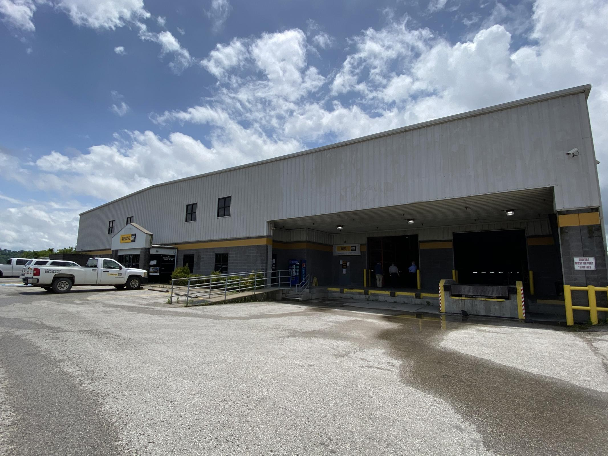 Main Photo For 35,000 Square-Foot Industrial Building