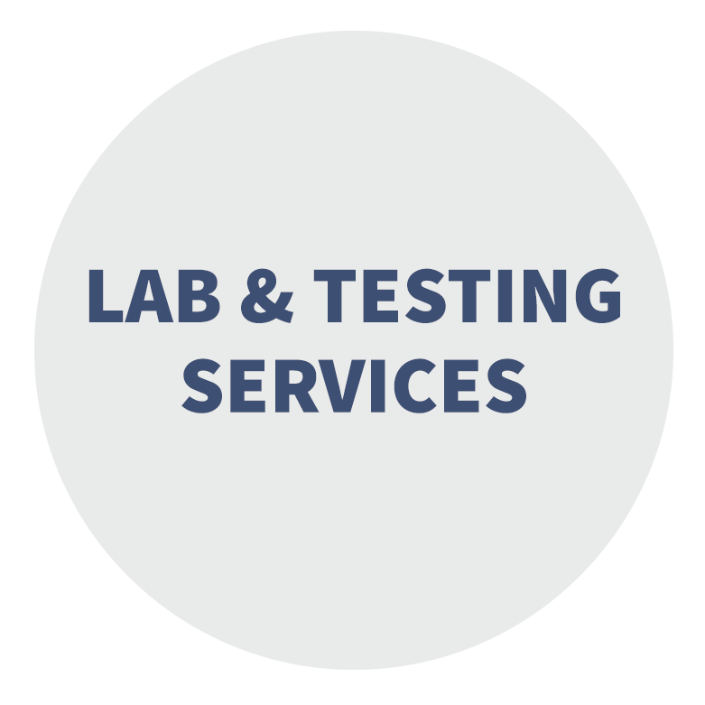 Lab & Testing Services