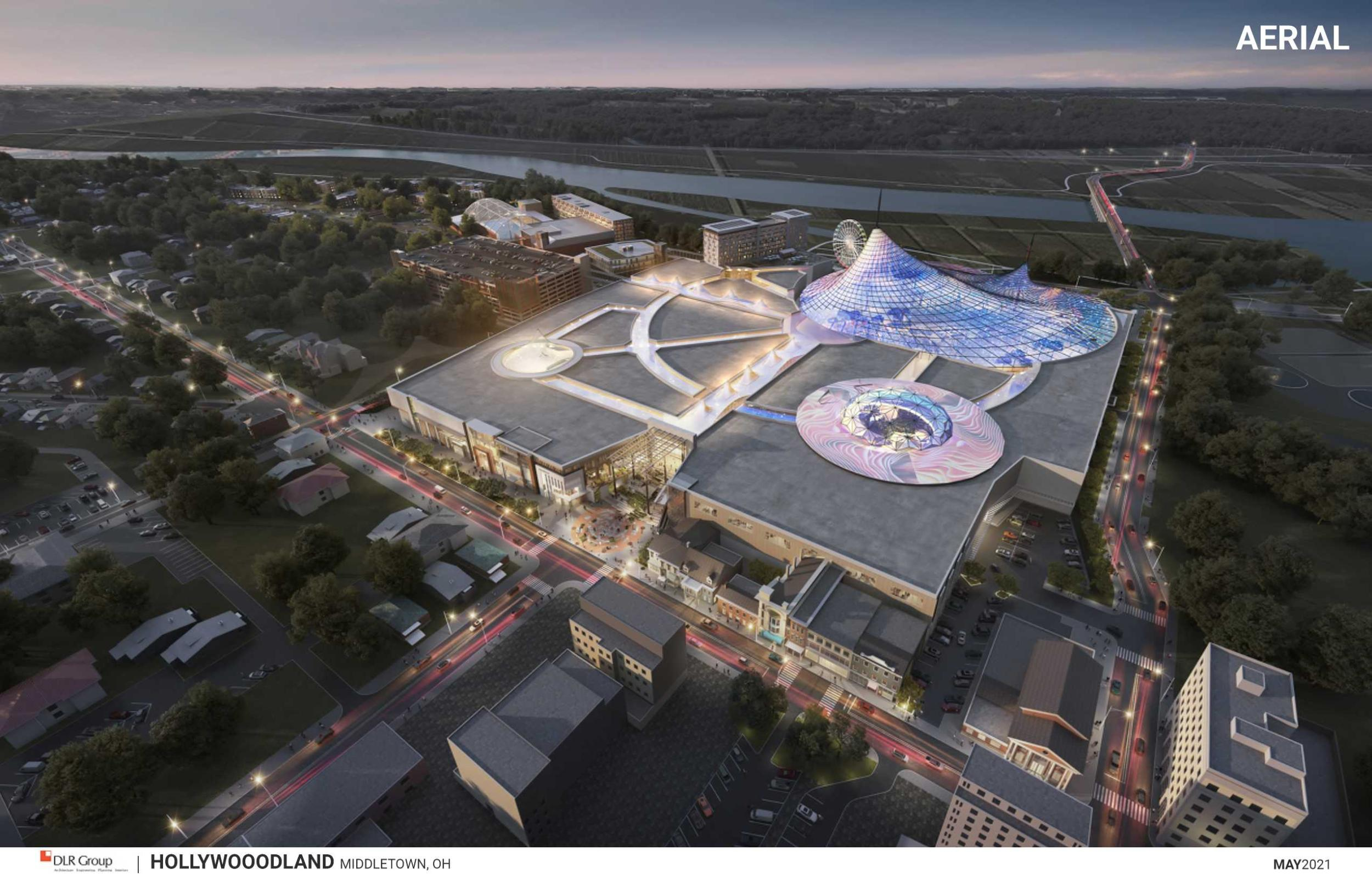 Transformational Riverfront Destination Entertainment District and Theme Park Coming to Middletown, Ohio Main Photo