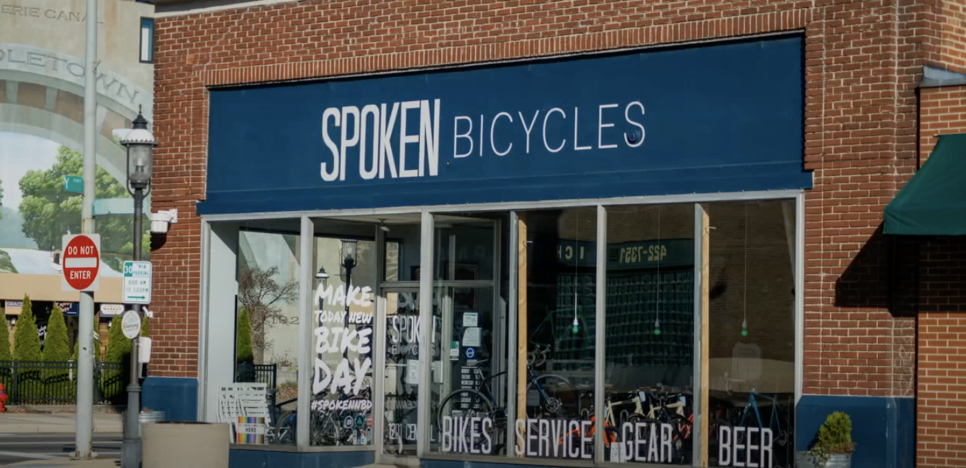 Spoken Bicycles - Made in Middletown Image