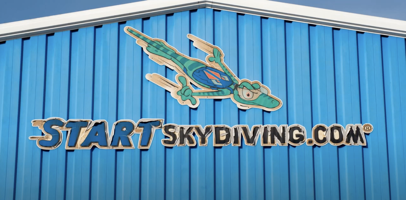 Start Skydiving - Made in Middletown Image