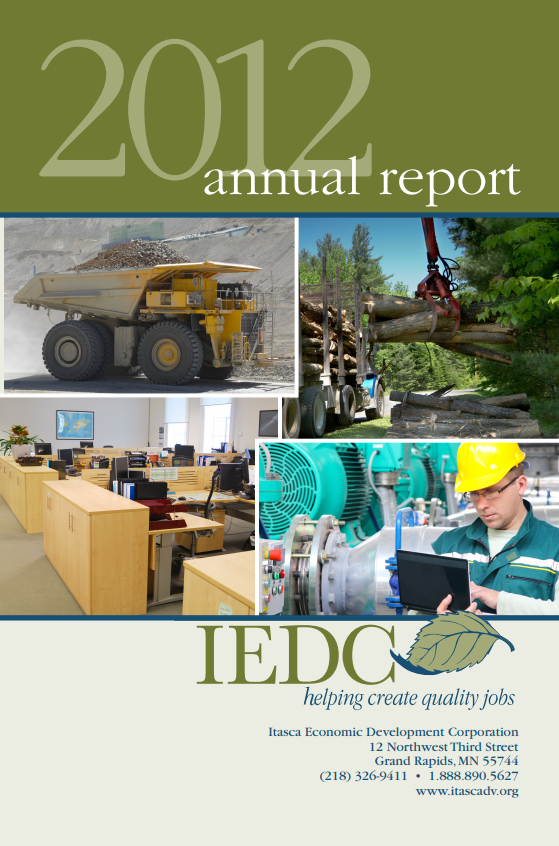 Thumbnail Image For 2012 Annual Report - Click Here To See