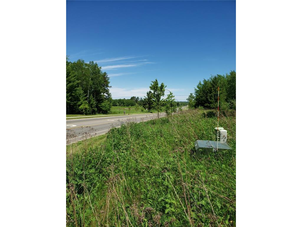 Airport Rd. Commercial Site Photo
