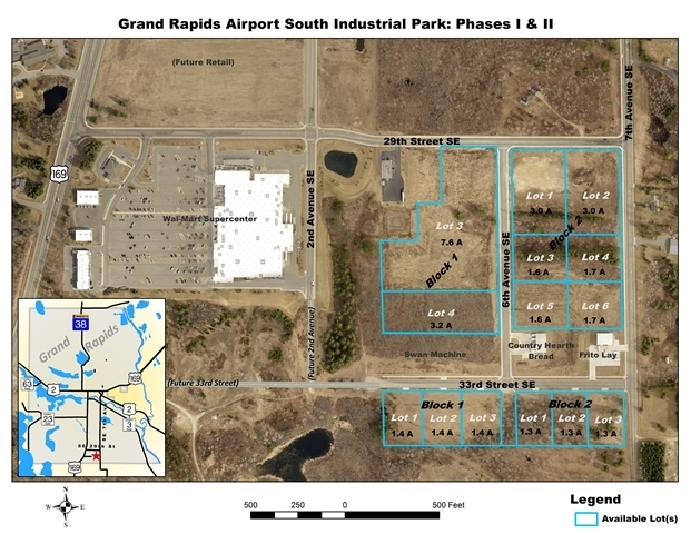 Main Photo For Grand Rapids Airport South Industrial Park