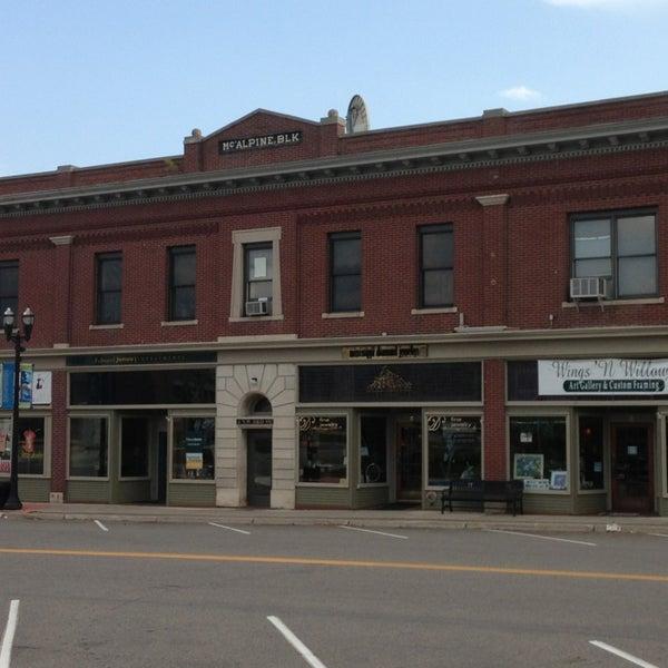 Historic McAlpine Building Photo