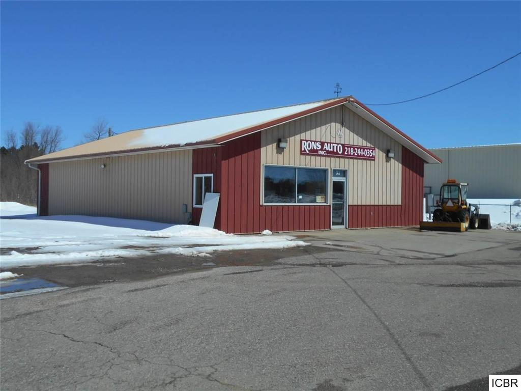 Hwy 2 Commercial Building Photo