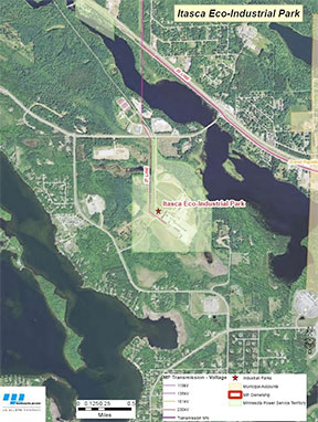 Main Photo For Itasca Eco-Industrial Park