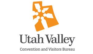 Utah Valley Visitors Bureau Logo