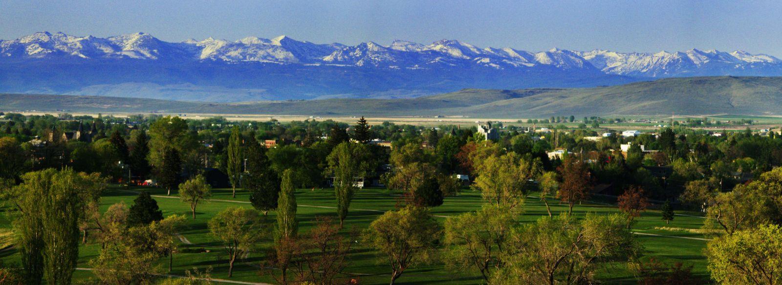 Baker City Oregon
