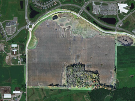 Forest Lake, MN: 123 Acres of Publicly (City) Owned Land Photo