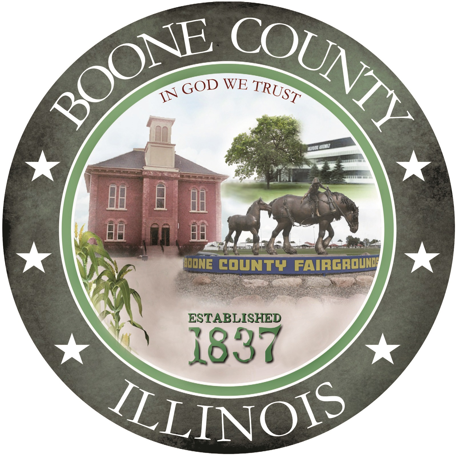 Boone County Slide Image