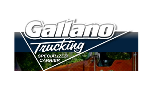 Gallano Trucking Slide Image