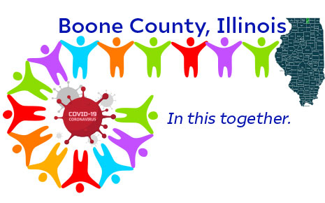 Boone County Organizations Collaborate on COVID-19 Resources Main Photo