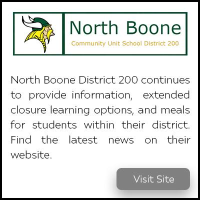 north boone