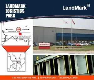 Main Photo For Landmark Logistics Park