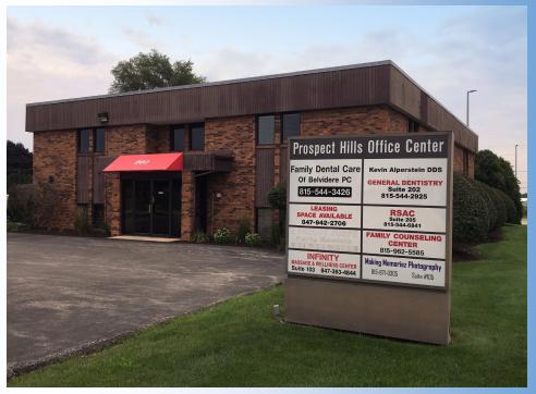 Main Photo For Prospect Hill Office Center