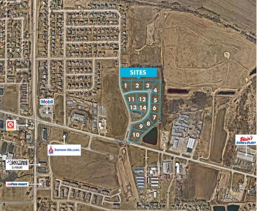 Main Photo For 0.89 - 7 Acres for Sale