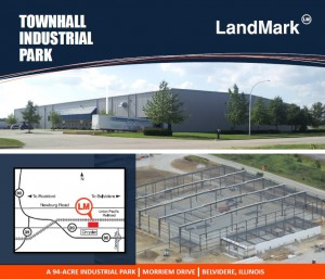 Main Photo For Landmark Townhall Industrial Park