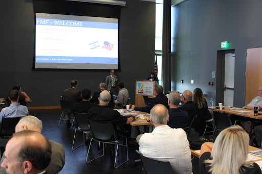 Foreign Military Finance Seminar provides Dayton businesses with unique opportunity to sell products to Israel Main Photo