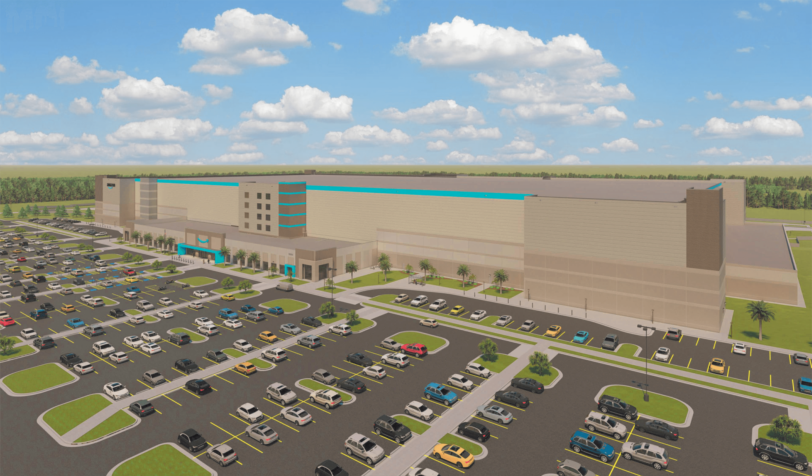 Montgomery County welcomes Amazon investment Photo - Click Here to See