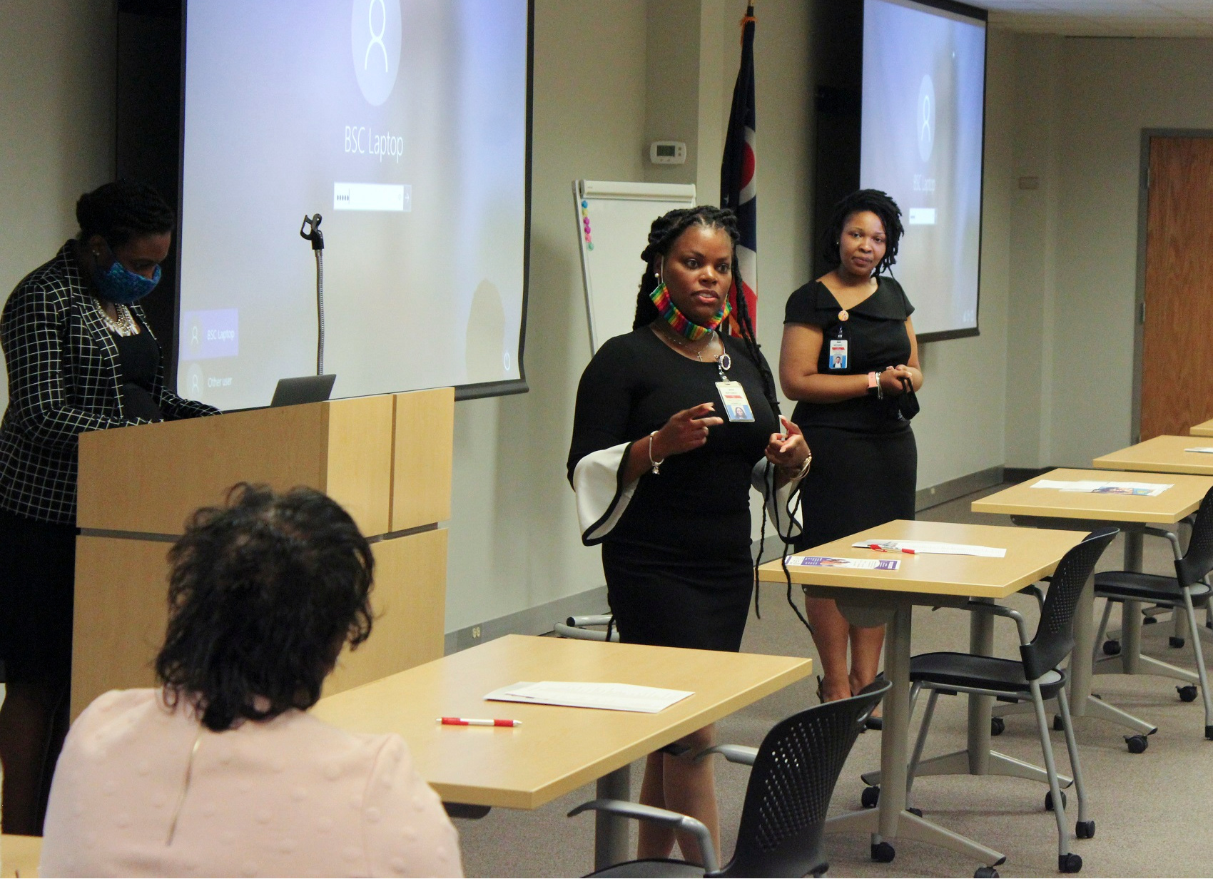 Montgomery County Business Services Helps Businesses Build Their Workforce Photo - Click Here to See