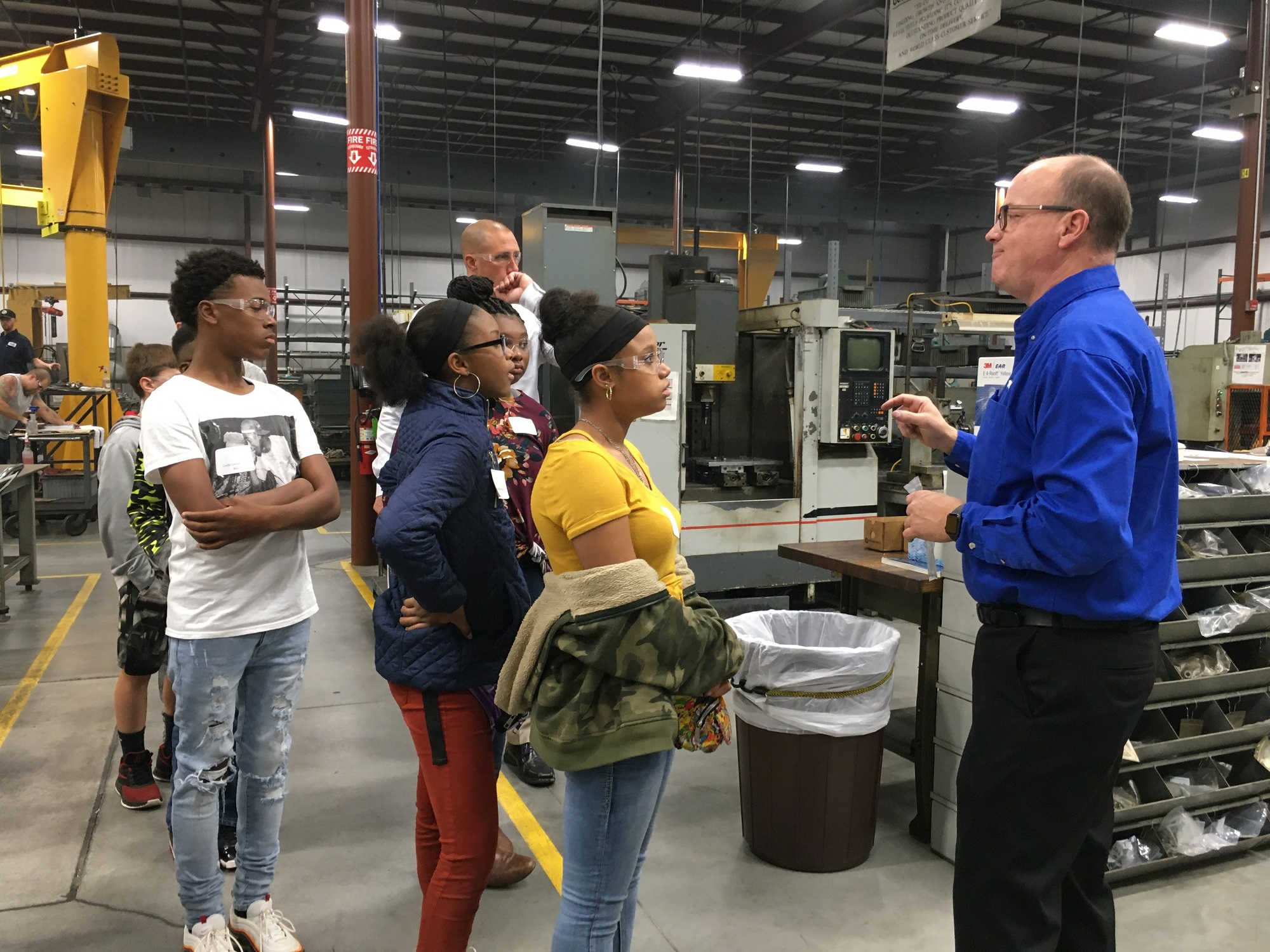 The Greater Dayton Region Celebrates Manufacturing Month Photo - Click Here to See