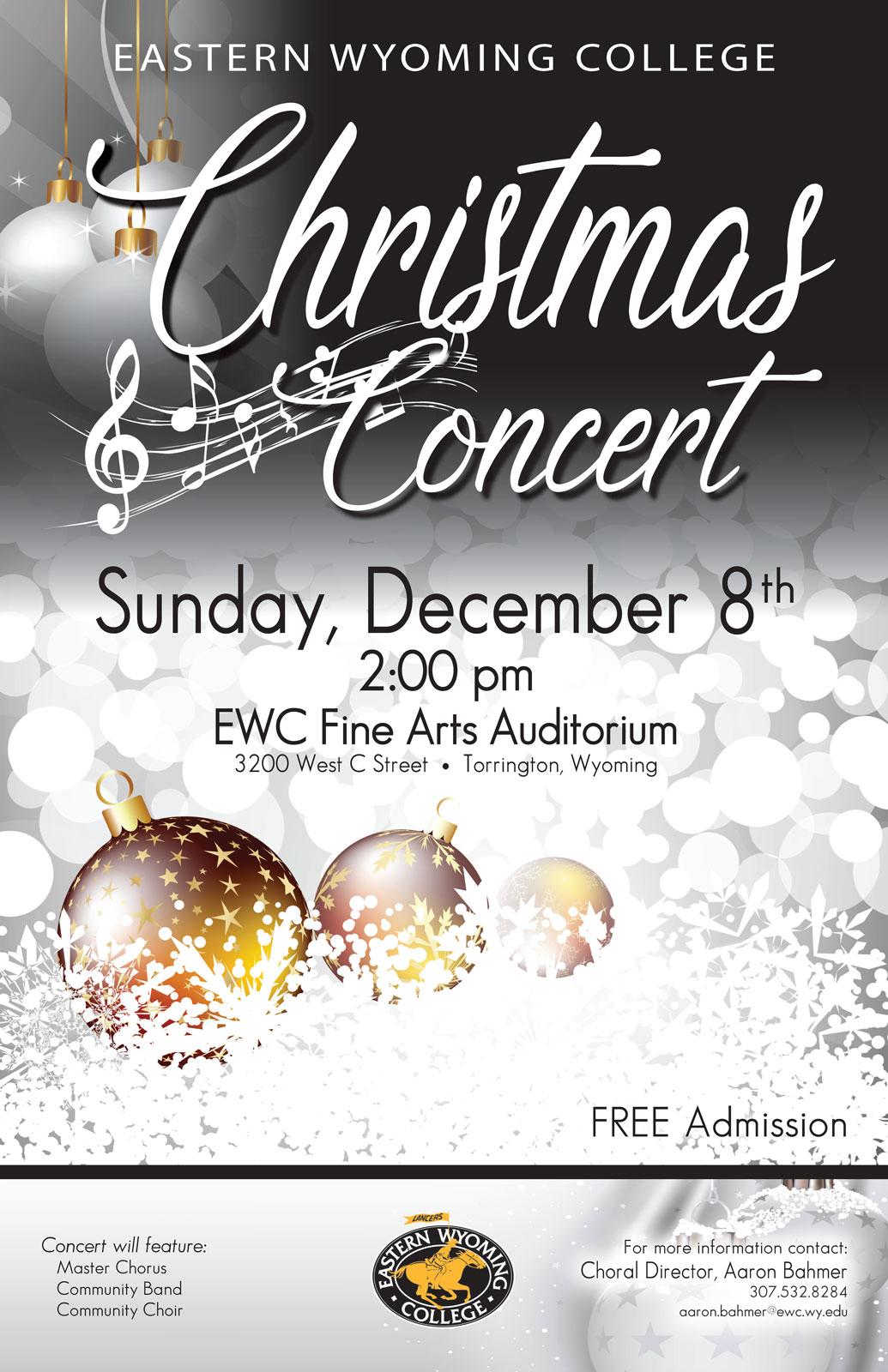 Holiday Concert at EWC Photo