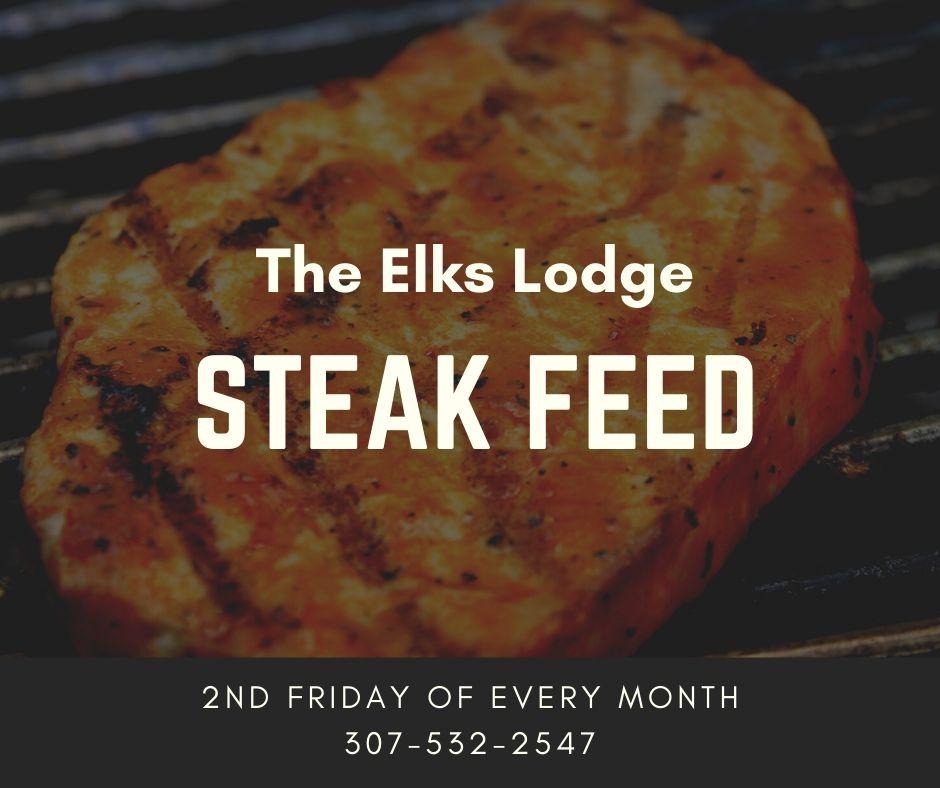 The Elks Lodge Steak Feed Photo