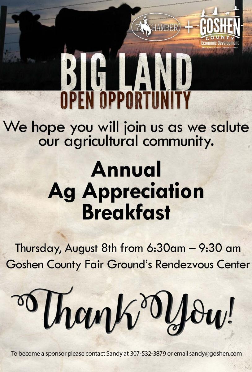 AG Breakfast Photo