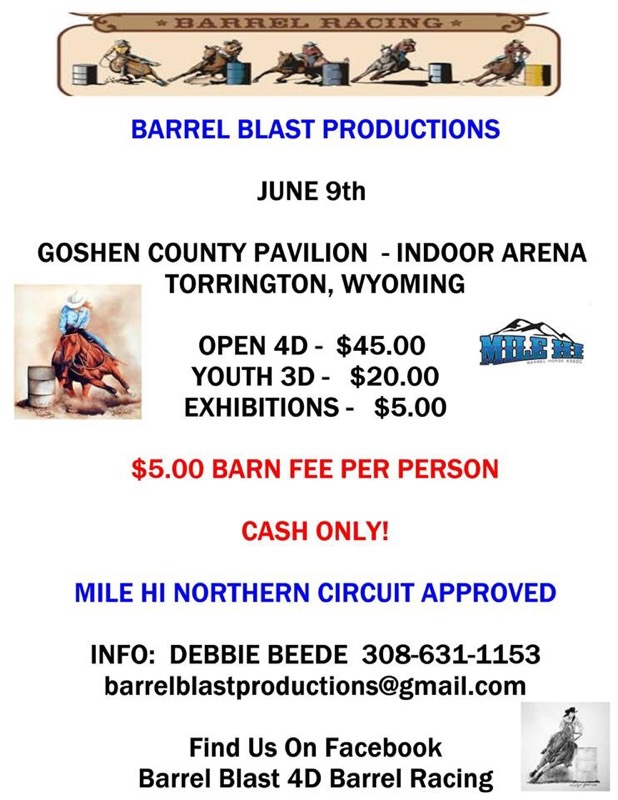 Barrel Blast Productions Photo