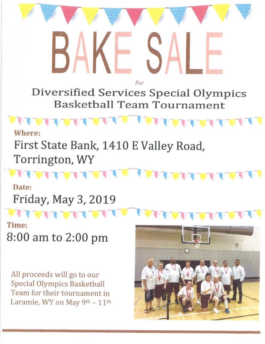 Bake Sale Photo