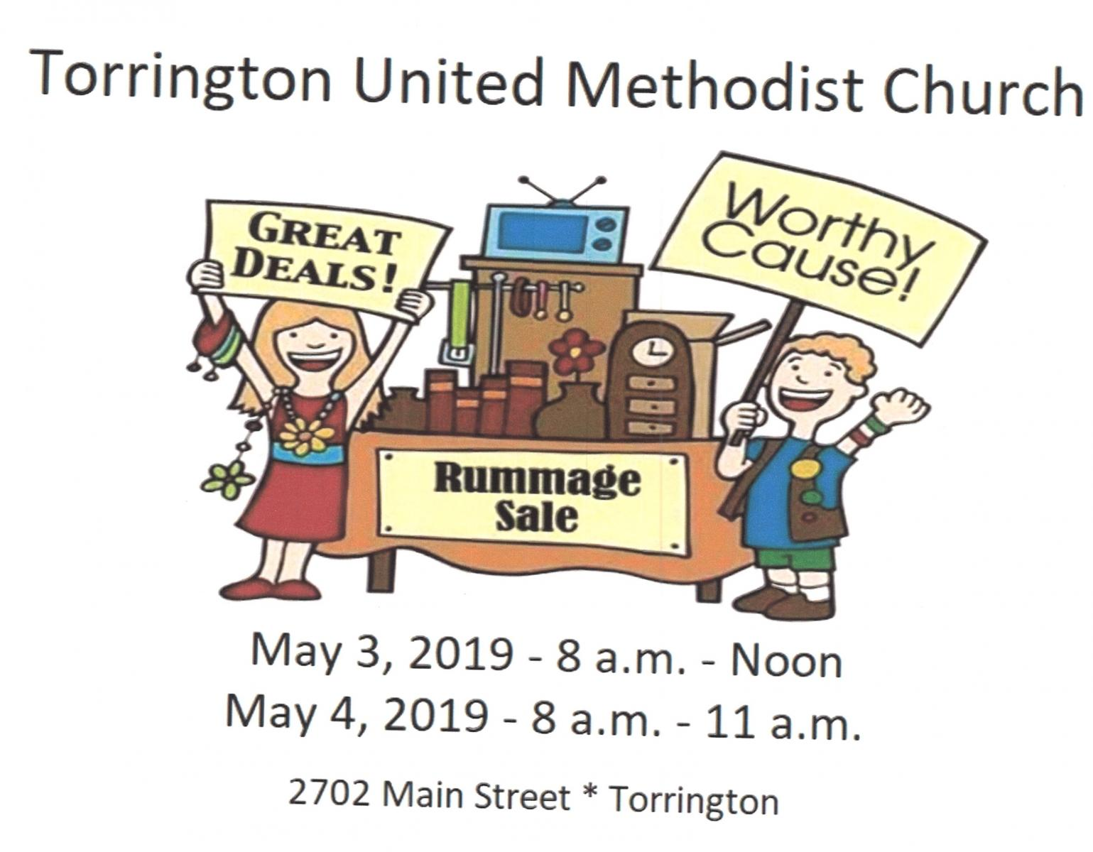 Torrington United Methodist Church Photo
