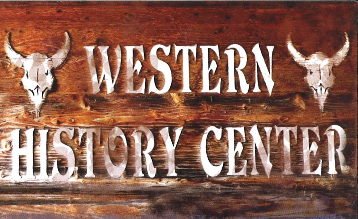 WESTERN HISTORY CENTER Slide Image