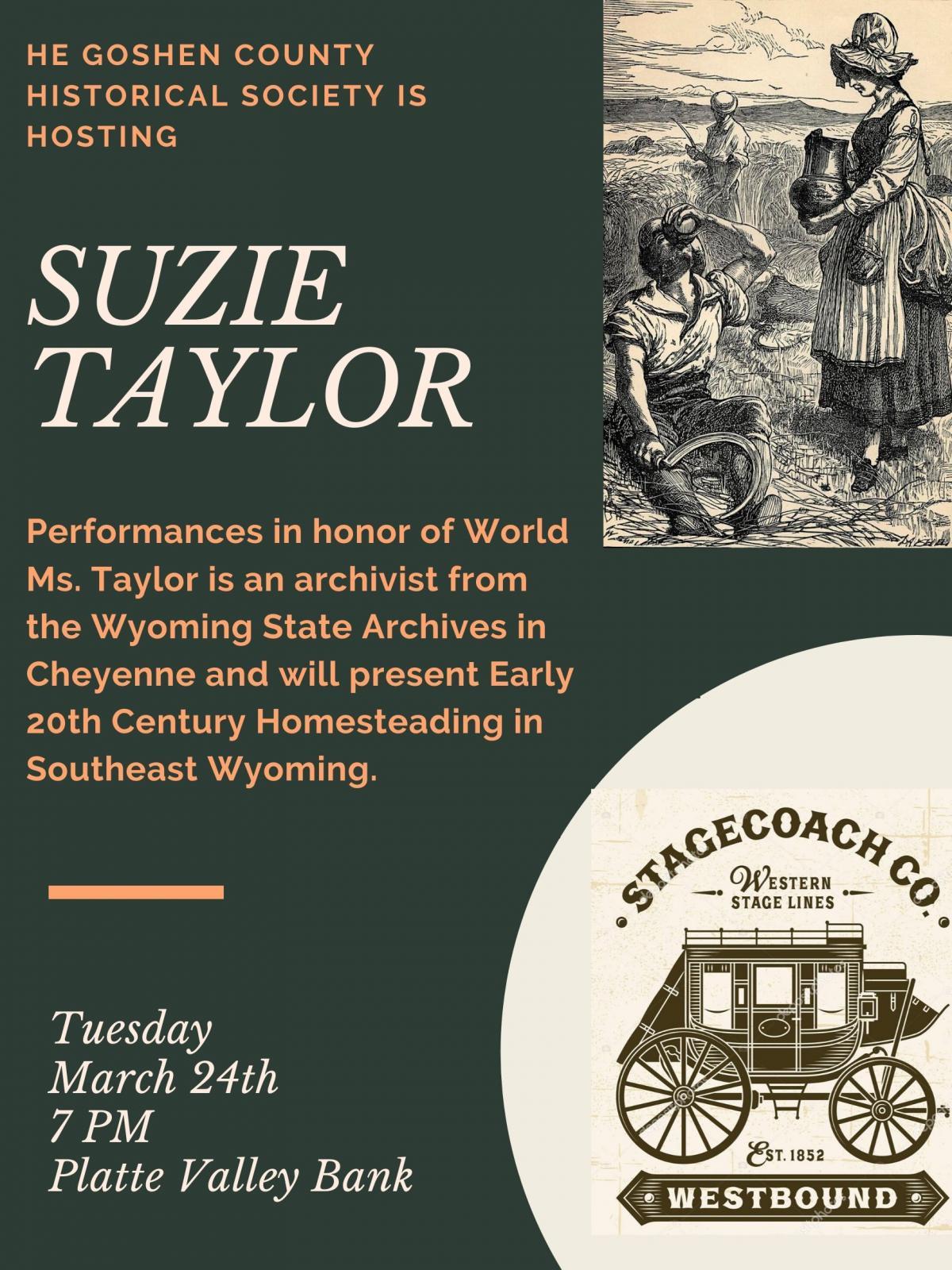 Suzie Taylor Performances Photo