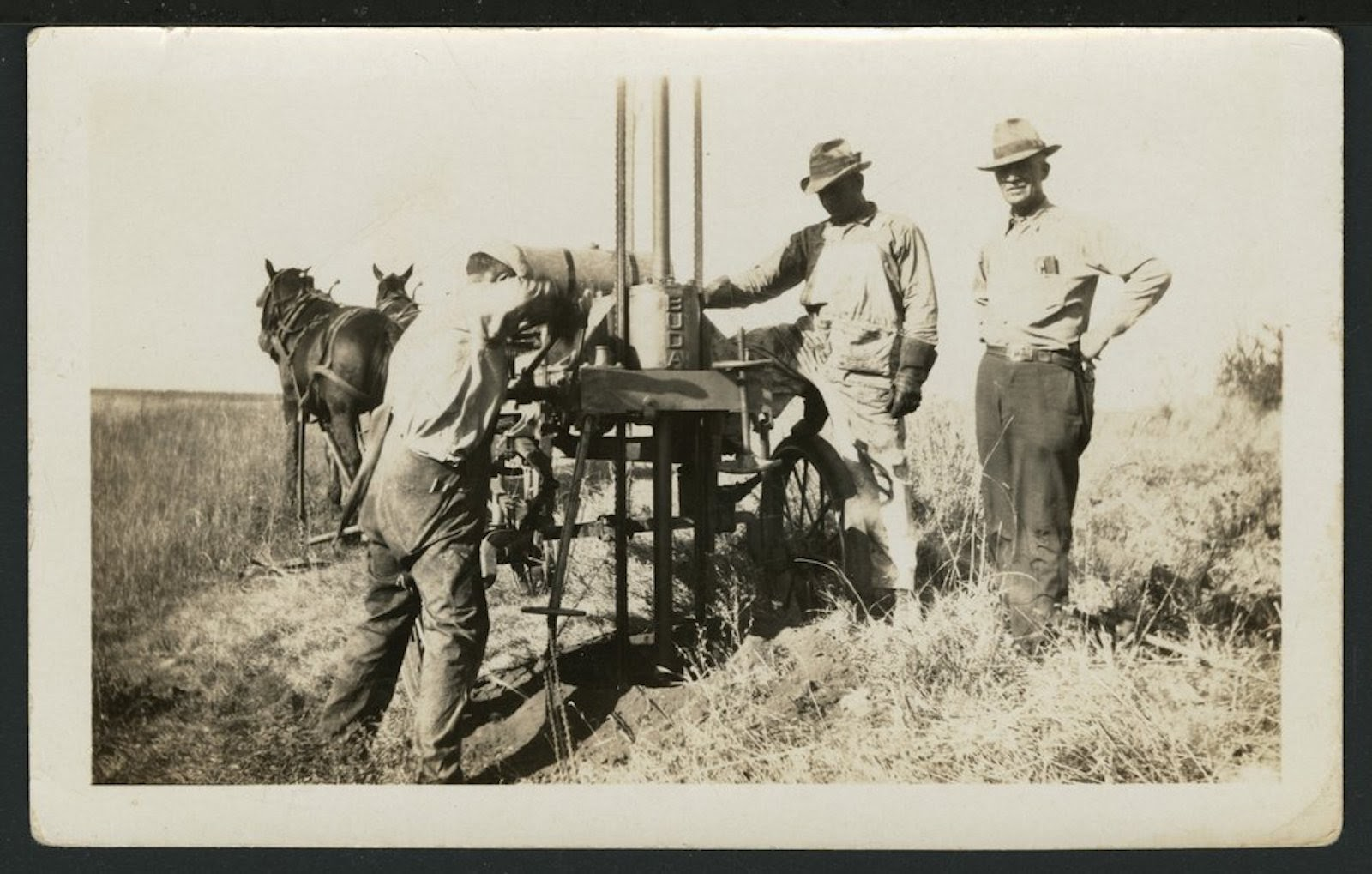 Drilling in Dickinson County