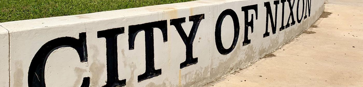 Nixon Texas Downtown strip