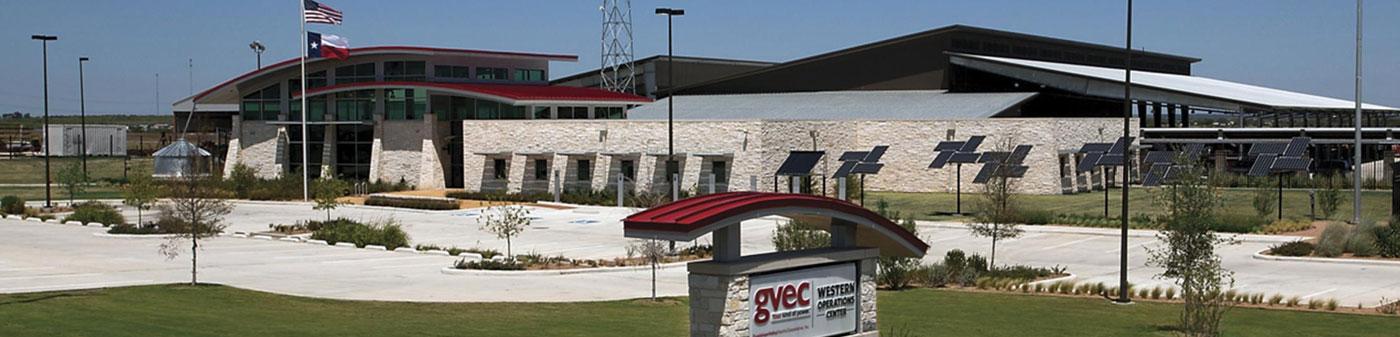 Seguin Texas GVEC Western Operations Center