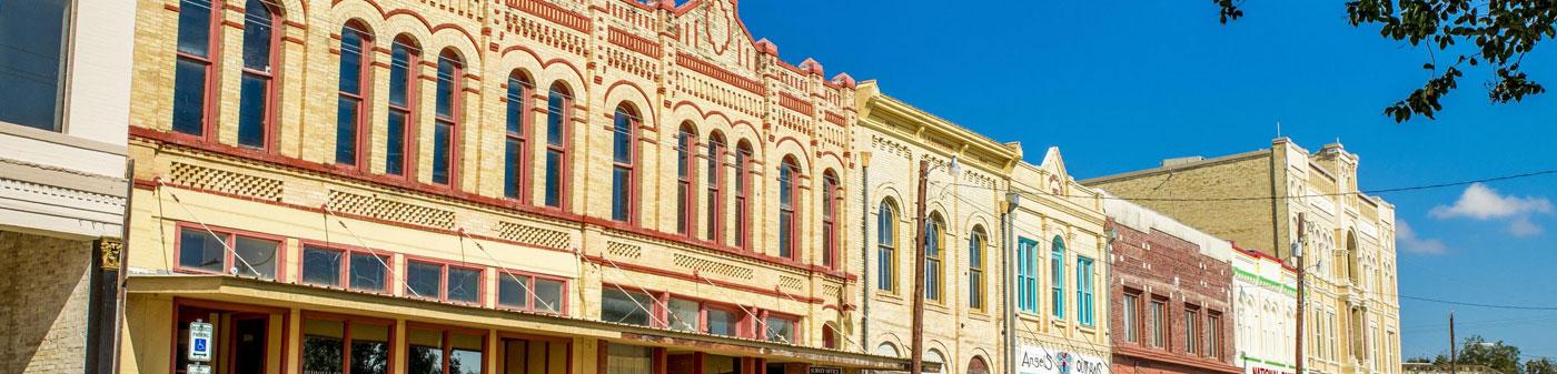 Gonzales County Texas