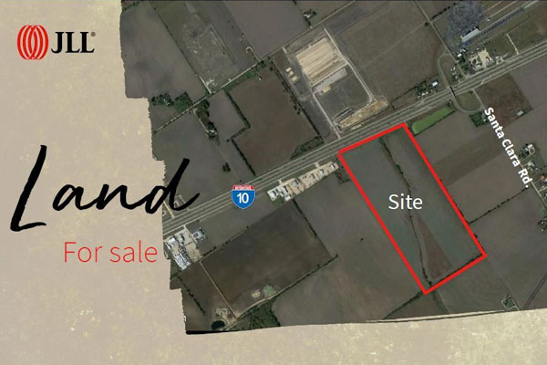 114.4 Acres of Commercial Land in Marion, TX Photo